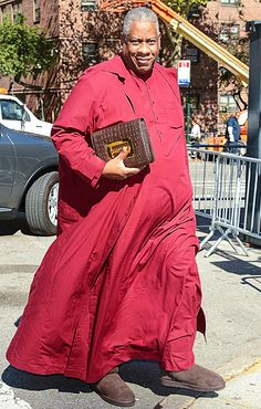Andre Leon Talley is my spirit diva.