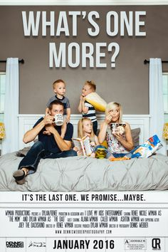 Our Facebook Pregnancy Announcement for Baby #4! Movie Poster Pregnancy Announcement, 4th Baby, Funny Pregnancy Announcement