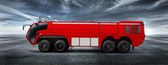 Magirus SUPERDRAGON X8 Airport Fire Engine