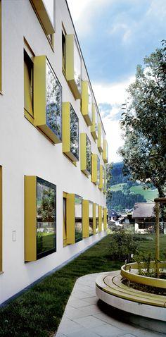 Gallery - Senior Citizens Residence Altenmarkt / Kadawittfeldarchitektur - 2