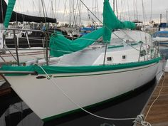 1977 Cabot 36 Cutter Sail Boat For Sale - www.yachtworld.com