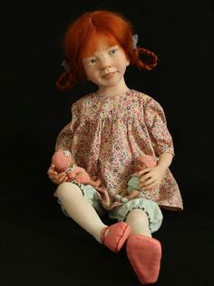 Beautiful new Laurence Ruet doll