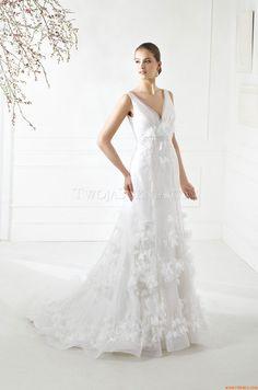 Vestidos de noiva Fara Sposa 5255 2013
