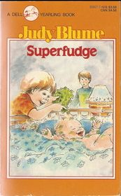 Superfudge by Judy Blume is the sequel to Tales Of A Fourth Grade Nothing. A few years after the events of the first book, Peter and Fudge learn that their mother is expecting another child. Peter fears that the unborn baby will turn-out just like Fudge, but is proven wrong after the baby is born and is hardly anything like Fudge. Fudge on the other hand, is jealous of the baby because of all of the attention that she gets. For ages eight and up.