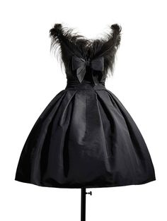 "1957 - Christian Dior dress, ""Fuseau"""