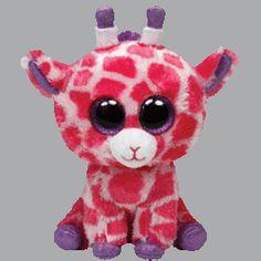 TY Beanie Boos Twigs-P Giraffe