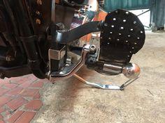 Pedaleira avançada Harley Davidson Dyna ( Só no sapatinho)