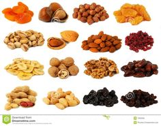 You choose the nuts you want..