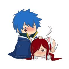 this is what happens when Erza and Jellal are finally in a relationship.