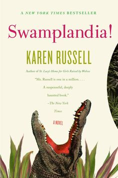 All The Books You NEED To Read In 2015 #refinery29  http://www.refinery29.com/2015-reading-list#slide-37  AugustSwamplandia! by Karen Russell  When New York City feels like a swamp, you might as well embrace it.