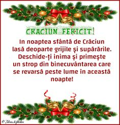 An Nou Fericit, Christmas Wreaths, Christmas Tree, Diy And Crafts, Holiday Decor, Beautiful, Smileys, Holidays, Motto