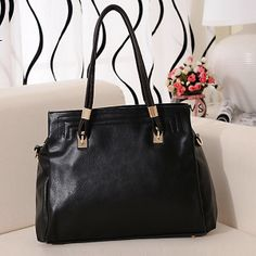 Women Handbag High Quality PU Shoulder Bag