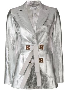 Go less finance and more fashion with designer blazers for women at Farfetch. We've got structured styles from Balenciaga, relaxed fits from Tibi and many more. Metallic Luster, Bastille, Blazers For Women, Balmain, Stella Mccartney, Alexander Mcqueen, Suit Jacket, Tie, Cotton