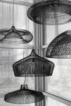 Serie draadlampen by holland vormgevers (?)