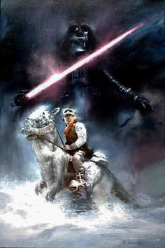 Star Wars: The Empire Strikes Back, fan poster