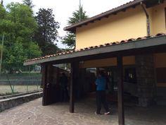 Inizio lavori centro sportivo Clusone