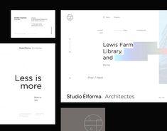 """다음 @Behance 프로젝트 확인: """"Studio Elforma. Architectes"""" https://www.behance.net/gallery/58176559/Studio-Elforma-Architectes"""