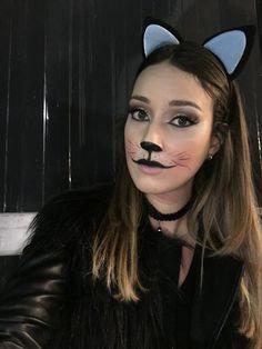 Carnival Cat make-up