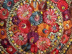Hungarian Embroidery Patterns From the Golden Arches to the Golden Age – Hungary Hungarian Embroidery, Folk Embroidery, Beaded Embroidery, Embroidery Patterns, Quilt Modernen, Textile Fiber Art, Textiles, Passementerie, Fabric Art