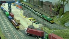 MCDONALD'S RESTAURANT WITH MCDRIVE - VOLLMER HO SCALE MODEL TRAIN