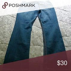 Jeans Straight leg jeans/  studes 1822 Denim Jeans Straight Leg
