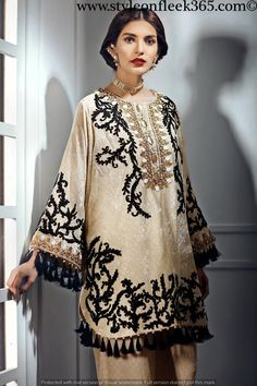 Mina Hasan Embroidered Fabrics Winter Collection 2016-17