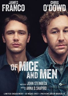 "The Cast Of Broadway's ""Of Mice And Men"" Celebrates John Steinbeck's Birthday"