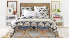 Shop by room: Master & Guest Bedrooms | Serena & Lily