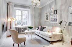Casinha colorida: Especial salas de estar 2016: as escandinavas