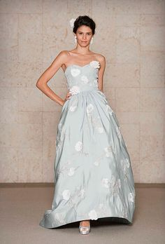 Brides: Oscar de la Renta - Fall 2011 :