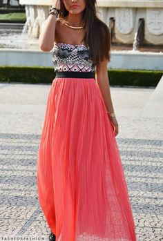 love this style of dress the color is amazing too!