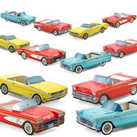 Classic Cruiser Popular Variety Pack of 12 -  These are awesome. Will pack full of party favors for my parents' 50th wedding anniversary party.