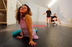 30 de Octubre de 2012.    A las 21:00 horas en el Auditorio de Tenerife.    Les Stripteases de Aidi Eisidi