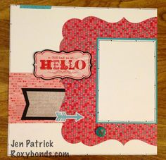 Roxybonds: Stampers With an Attitude Blog Hop - Holidays #Heartstrings #Artiste #ArtfullySent - left page of two page layout