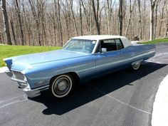 1968 Cadillac Coupe DeVille Maintenance of old vehicles: the material for new cogs/casters/gears could be cast polyamide which I (Cast polyamide) can produce