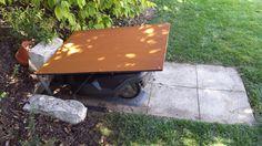 automower garage vor allem gegen hagelsch den sehr. Black Bedroom Furniture Sets. Home Design Ideas