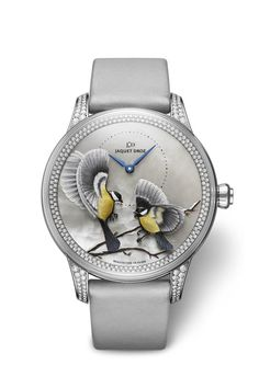 A new aesthetically-pleasing performance while reinventing tradition. JAQUET DROZ the Petite Heure Minute Relief Seasons (PR/Pics http://watchmobile7.com/data/News/2013/09/130902-jaquet_droz-PETITE_HEURE_MINUTE_RELIEF_SEASONS.html) (1/2) #watches #jaquetdroz @Carla Gentry Jaquet Droz