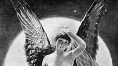 Near the end of the nineteenth century there was a brief vogue among artists for mixing astronomical subjects and hot naked women. The foremost among these, the Spanish painter Luis Falero, had his work used in popular science texts, and spawned a number of imitators.