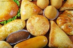 10 Dicas Para Fazer Salgadinhos Deliciosos: elas vão te ajudar a preparar salgados no tamanho ideal, empanados de forma deliciosa e congelados da maneira c