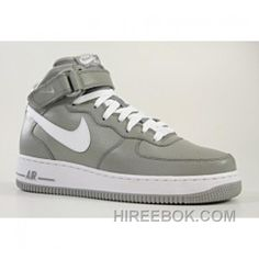 promo code a05da e21e0 Nike Air Force 1 Mid WhiteGrey Shoe Lastest, Price 54.66 - Reebok Shoes,Reebok  Classic,Reebok Mens Shoes