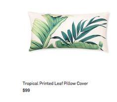 Center Pillow