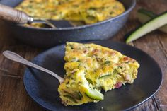 Easy Oven Baked Frittata Recipe - An Italian in my Kitchen Oven Baked Frittata, Frittata Recipes, Easy Frittata Recipe, Zucchini Frittata, Egg Recipes For Breakfast, Breakfast Quiche, Breakfast On The Go, Delicious Sandwiches, Delicious Dinner Recipes