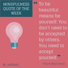 #bodylove #bodypositive #mindfulness #thichnahthanh