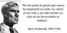 10 febrero #TalDíaComoHoy de 1890 nació el poeta y novelista ruso Borís #Pasternak, #Nobel de #Literatura en 1958.