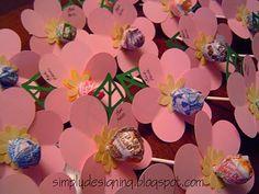10 Days of Valentine - Day 9:  Flower Blossom Valentine