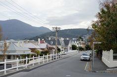 Battery Point, Hobart, Tasmania © Natasha Calhoun via Beautifully, Suddenly. Tasmania, Suddenly, Continents, My World, Places To Go, Australia, Colour, Island, Explore