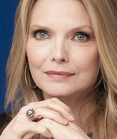 Michelle Pfeiffer reflects on her crazy cult diet of years past...scary stuff