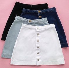 American Apparel skirts