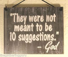 """I hate it when people """"quote"""" God, only God didn't say those things."""