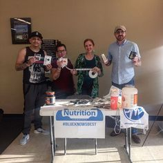 Shane had fun hanging out at Bender's Gym in Madison! Have you gotten your tickets yet? You could win a $50 gift card to #AbsoluteNutrition! #healthy #supplements